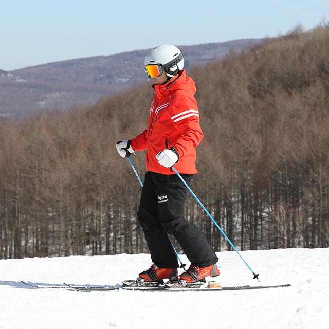 やってみよう!スキー