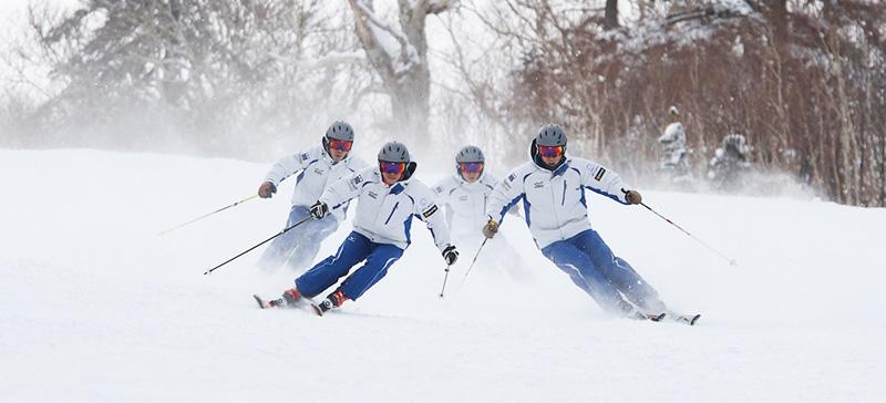 スキー教師(SIA会員)資格取得の流れ